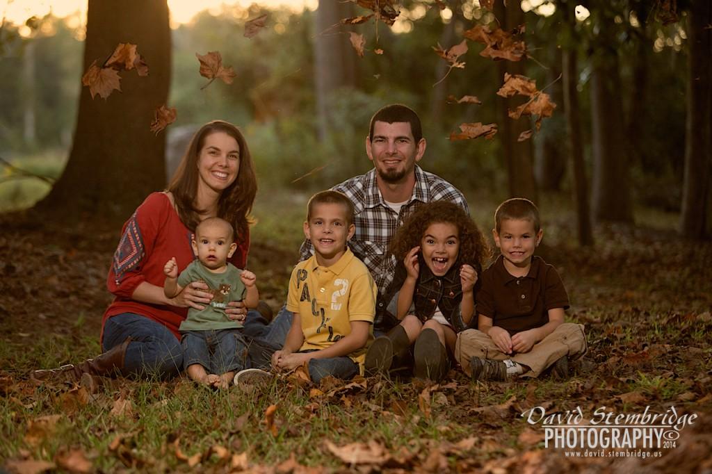 Stevens Family Portraits
